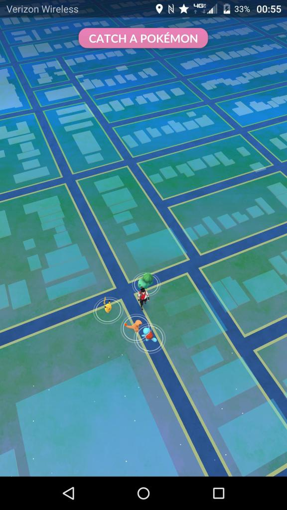 pikachu aparece